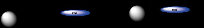 図4. 活性化エステルと無保護N末端の反応手順例