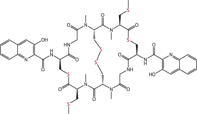図5. Phacmの化学構造