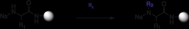 図7. ハロゲン化アルキルを用いた N-メチル化