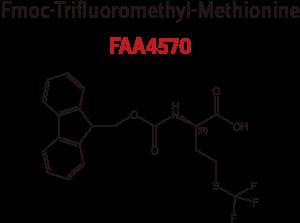 図5. トリフルオロメチル基を有するカタログ製品の一例